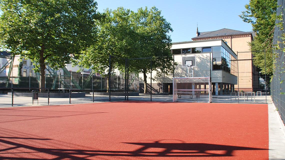 'Saint-Laurentius-Schule'-Hauptschule-Bundesallee_1